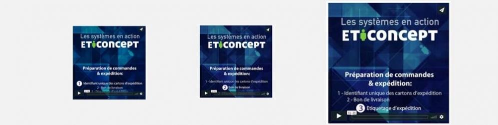 Film : préparation de commandes – Chapitre 3 : l'expédition